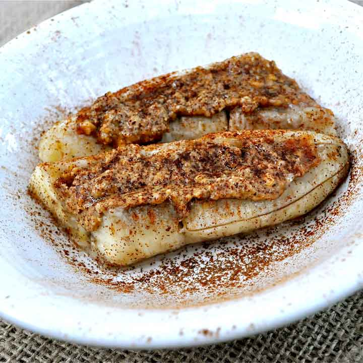 banana-almond-buttor-dish