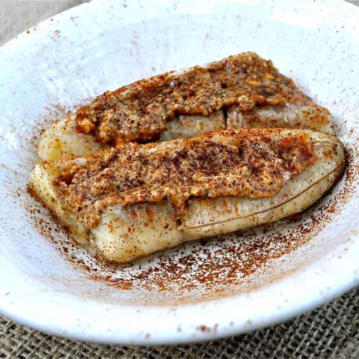 banana-almond-buttor-dish